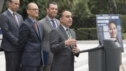 Assemblymember Kalra and legislative colleagues discuss ACA 6 and voting rights