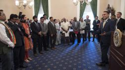 Assembly Approves Kalra Resolution Honoring India Independence Day