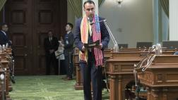 Assemblymember Kalra Adjourns the Assembly In Memory of Mr. Ly Tong