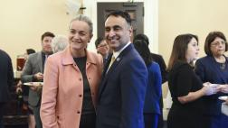 Assemblymember Kalra at State of the State at the Capitol