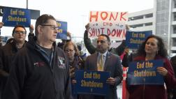 Assemblyman Kalra at the TSA Sacramento Solidarity Rally